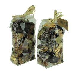 Double Bag Lot of Natural Dried Botanical Decorative Filler