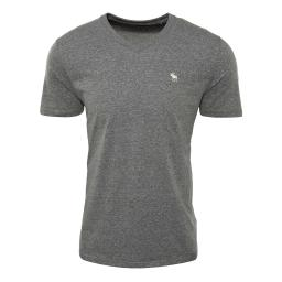 Abercrombie & Fitch V Neck T-shirt Mens Style : 175-124-0101
