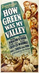 How Green Was My Valley Movie Poster Masterprint EVCMCDHOGRFE003HLARGE