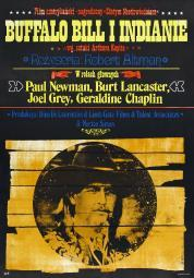 Buffalo Bill And The Indians Or Sitting Bull'S History Lesson Polish Poster Paul Newman 1976. Movie Poster Masterprint EVCMCDBUBIEC008HLARGE