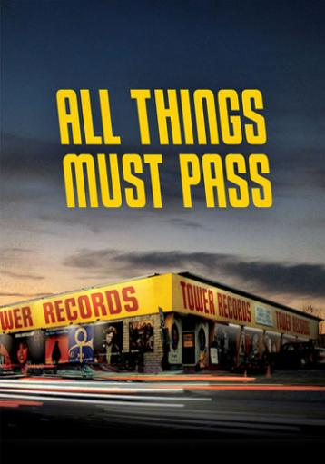 Mod-all things must pass-rise/fall of tower records (dvd/non-returnable L1CGJG199NISG7JW