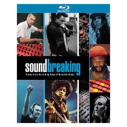 Soundbreaking-stories from the cutting edge of recorded music (blu ray) BRAMP2526