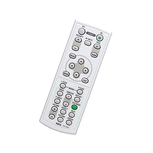 Nec display solutions rmt-pj29 replacement remote control for np310/410/410w/510/510w/510ws/610/610s projectors