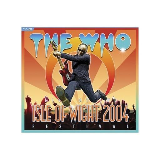 Who-live at the isle of wight festival 2004 (blu-ray/2 cd/2017) 1285268