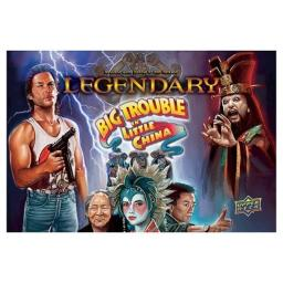 Upper Deck UPR84774 Legendary-Big Trouble in Little China