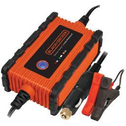 BLACK & DECKER BC2WBD Waterproof Battery Charger/Maintainer (2 Amps)