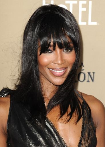 Naomi Campbell At Arrivals For American Horror Story: Hotel Season Premiere, Regal Cinemas L.A. Live Stadium 14, Los Angeles, Ca October 3, 2015.