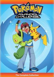 Pokemon advanced challenge collection (dvd) D651622D