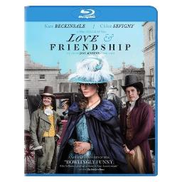 Love & friendship (blu ray) (dol dig 5.1/1.85/ws/eng) BR47690