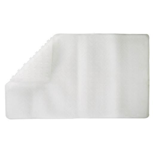 Living Accents MB3212-CLEAR Large Bath Mat