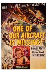 One of Our Aircraft is Missing Movie Poster (11 x 17) MOV198733