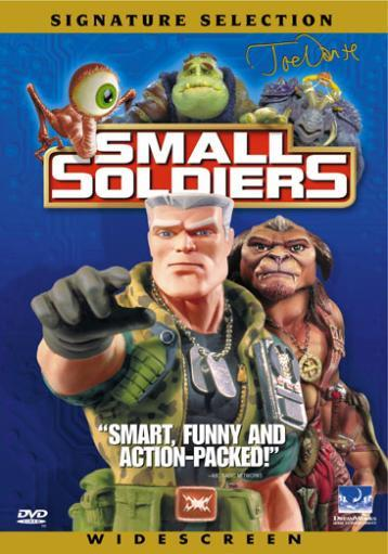 Small soldiers (dvd) (2.0 dol dig/5.1 dol dig/ws/eng sdh/re-release) UCC5YNJOGDTLSRWL