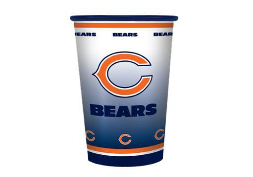 Nfl cup chicago bears 2-pack (20 ounce)-nla LRIT95RWDCMVQZD6