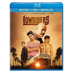 Lowriders (blu ray/dvd w/digital hd) BR61185514