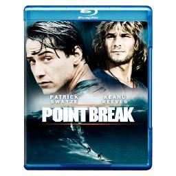 Point break (blu-ray/1991) BR186771