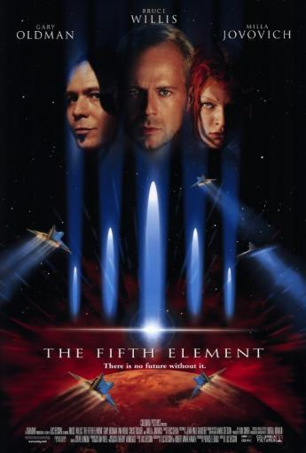 The Fifth Element Movie Poster Print (27 x 40) SLQDXFIDIIUMVSUA