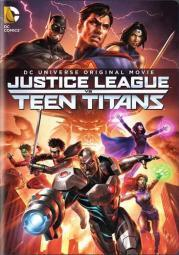 Justice league vs teen titans (dvd) D536917D