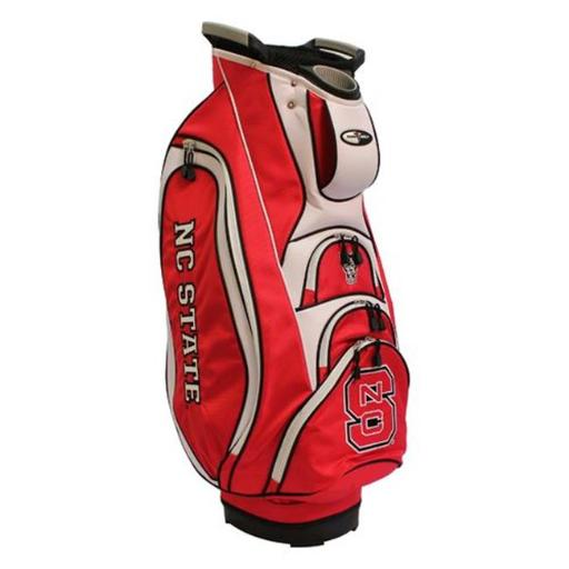 Team Golf 637556226730 NC State Wolfpack Victory Golf Cart Bag 37RBDIVKY2O1ZJGW