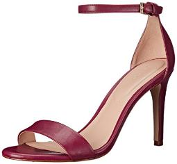 ALDO Women's Caragna Dress Sandal Bordo Miscellaneous 8 B US