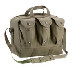 G.I. Type H.W. Canvas Medical Equipment/Mag Bag