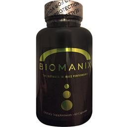 Biomanix - The Best Male Enhancement Pill - 60 Capsules 0764779024123