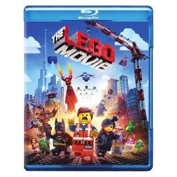 LEGO MOVIE (2014/BLU-RAY/DVD COMBO/UV) 883929387533