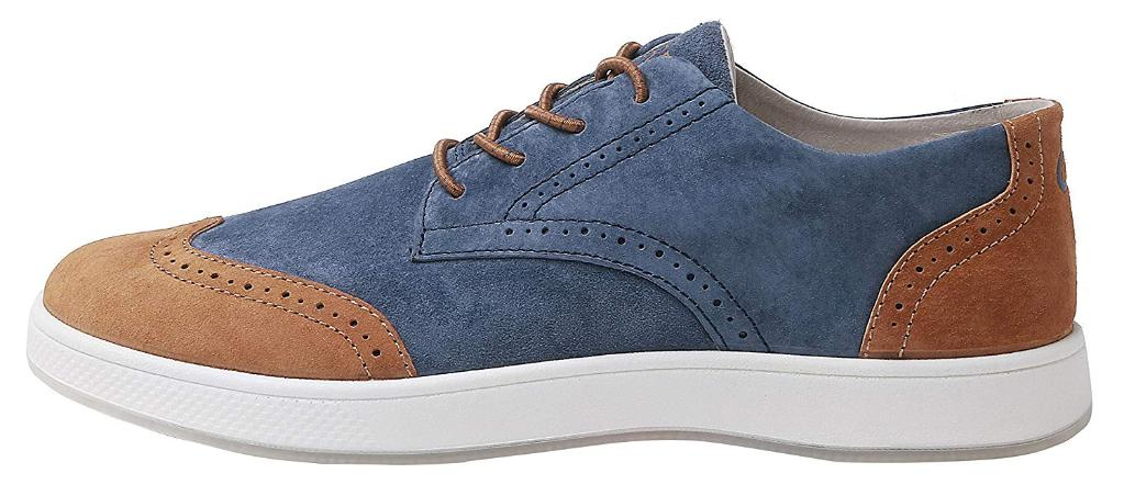 b6d8737ce46f Aureus Aureus Men s Supra Nubuck Leather Low Top Oxford Shoe ...