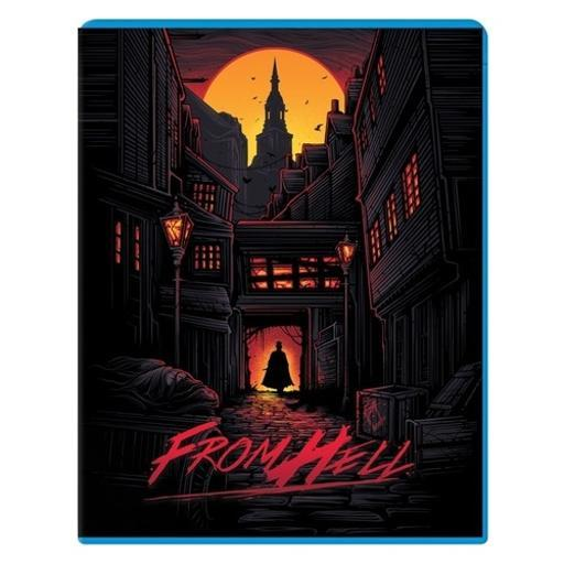 From hell (blu-ray/re-pkgd/ws-2.35/eng-sp sub) COM2DF3PIWV2YJ6V