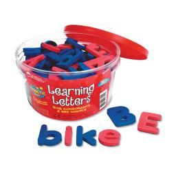 Learning resources magnetic learning letters 6304
