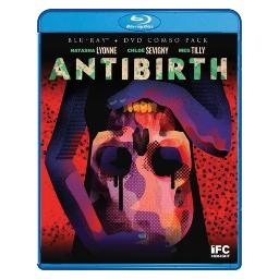 Antibirth (blu ray/dvd combo) (ws/16x9) BRSF17366