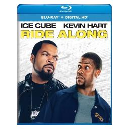Ride along (blu ray w/digital hd) (new packaging) BR61183631