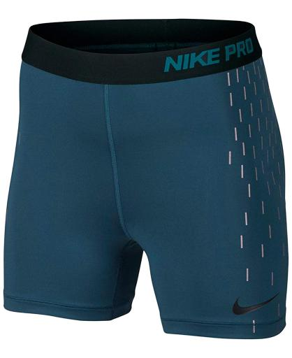 Nike Women's Pro Moisture Wicking Cooling Base Layer Green Size Extra Small