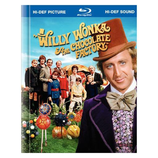 Willy wonka & the chocolate factory (blu-ray/ws/38 pg digi-book) FMCONVGCA0DXKIEF