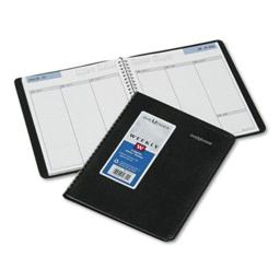 Dayminder G590-00 Recycled Weekly Planner  Jan.-Dec.  Black  6 .88 in. x 8 .75 in.   2013