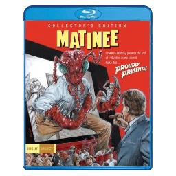 Matinee collectors edition (blu ray) (ws/1.78:1) BRSF18229