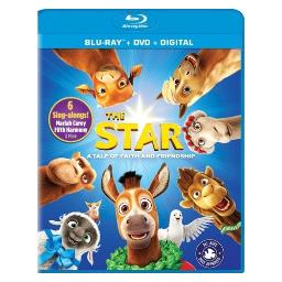 Star (blu ray/dvd w/digital) BR50102