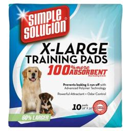 Bramton BR11267 Puppy Training Pads, X-Large, Pack 10