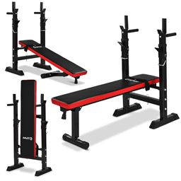 Adjustable Folding Weight Lifting Flat Incline Bench