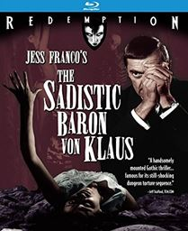 The Sadistic Baron Von Klaus [Blu-ray]