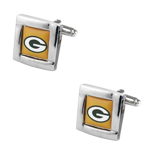 NFL Tampa Bay Buccaneers Square Cuff Links
