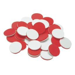 Learning advantage two color soft foam counters 200 st 7212
