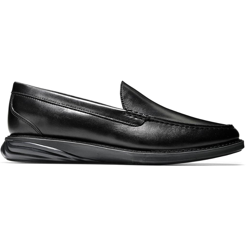 Cole Haan Mens Grand Evolution Leather Slip On Loafers