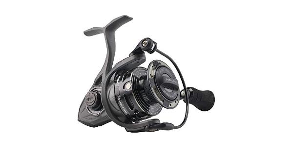 Penn fishing tackle penn clash ii spinning reel 6.2:1