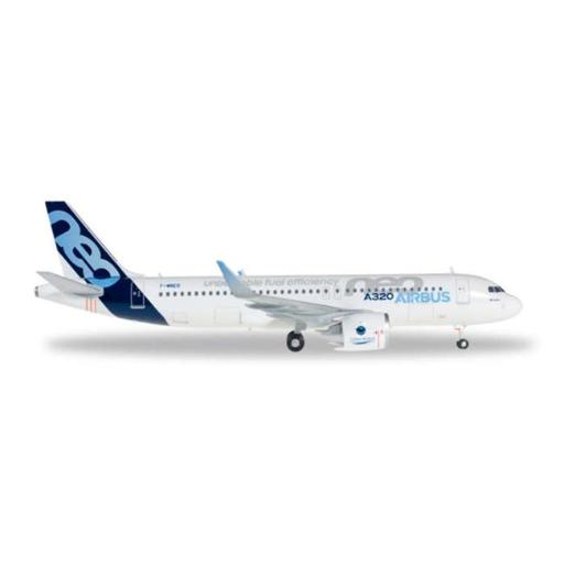 Herpa Wings HE557894 House Airbus A320 Neo Aircraft 1-200 FEC9931515D0CEDE