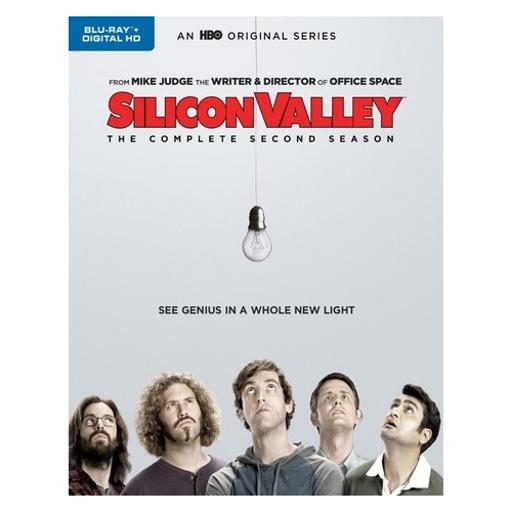 Silicon valley-complete 2nd season (blu-ray/digital hd/2 disc) EGQZZ3ZQ6WWUEJHV