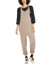Hatch Maternity The Knit Wool-Blend Overall
