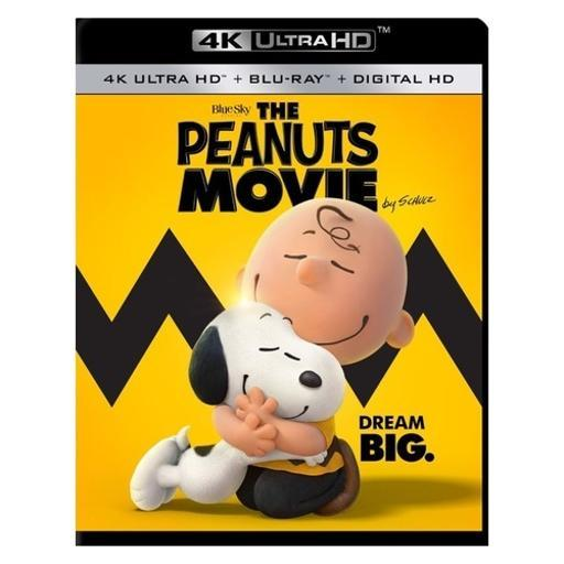 Peanuts-movie (blu-ray/4k-uhd) HQHYJJK2XAUOSUQM
