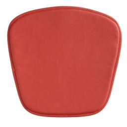 ZUO Mesh/Wire Bar/Wire Chair Cushion Red