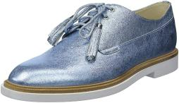 Kenneth Cole New York Women's Annie Menswear Styled Oxford Flat
