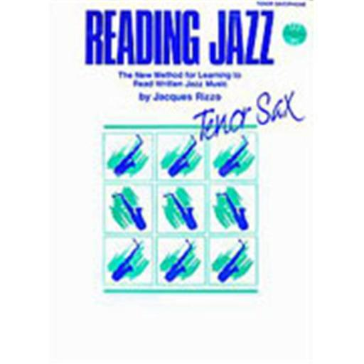 Alfred 00-SB273CD Reading Jazz - Music Book